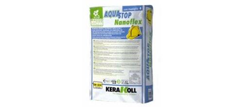 Kerakoll Aquastop Nanoflex-hidroizolatie pentru terase si piscine