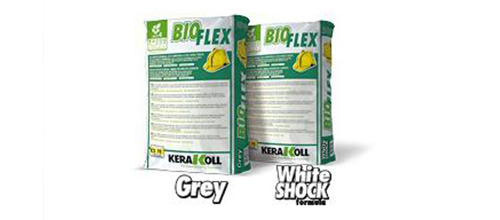 Bioflex-adeziv special pentru placi ceramice de mari dimensiuni